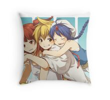 Magi Trio Throw Pillow
