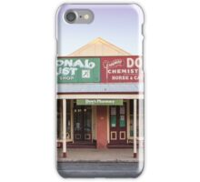 Dow's Chemist iPhone Case/Skin