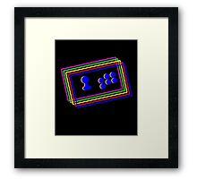 Arcadeon Framed Print