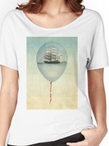 At Sea Women's Relaxed Fit T-Shirt
