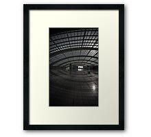 Beijing Abandoned Framed Print