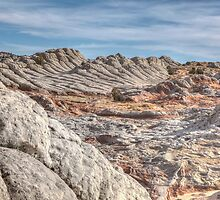 White Pockets HDR by rjcolby