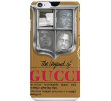 The Legend of Gucci iPhone Case/Skin