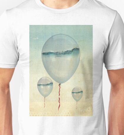 Wet Weather Balloons Unisex T-Shirt