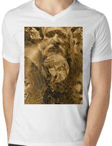 ~gordian~ Mens V-Neck T-Shirt