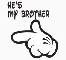he's my brother by d1bee