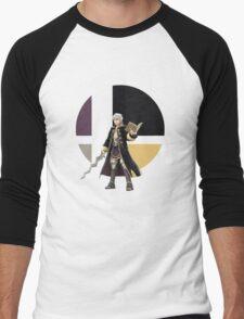 I Main Robin (Male) Men's Baseball ¾ T-Shirt