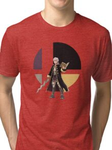 I Main Robin (Male) Tri-blend T-Shirt