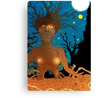 Tree Fella Canvas Print