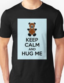 Heep Calm And Hug Me T-Shirt