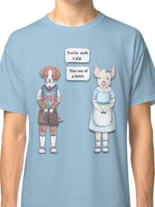 Animal Puns Classic T-Shirt