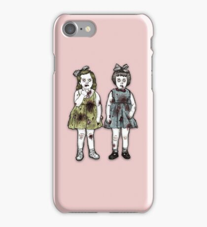 Zombie Tots iPhone Case/Skin