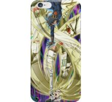 Fan art Yu gi oh 5ds iPhone Case/Skin
