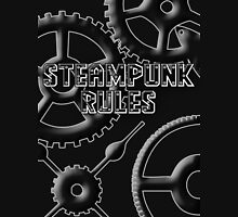 Steampunk Rules Unisex T-Shirt