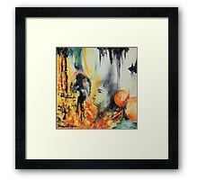 Ivresse, featured in Solo Exhibition Framed Print