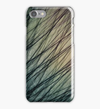 Feathered III iPhone Case/Skin