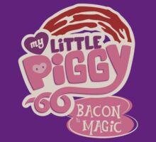 My Little Piggy - Bacon is Magic T-Shirt