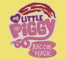 My Little Piggy - Bacon is Magic Baby Tee