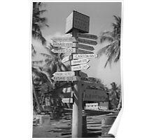 Majuro Atoll 1944 Poster