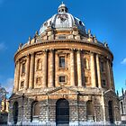 Radcliffe Camera Oxford by mlphoto