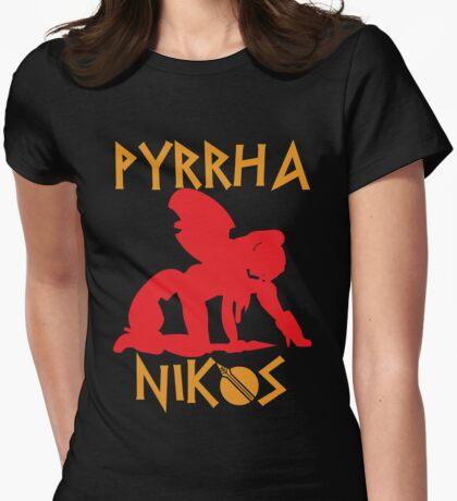 Pyrrha Nikos - RWBY Womens Fitted T-Shirt