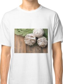 Holiday Background Classic T-Shirt