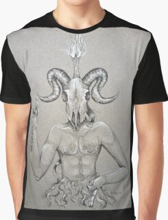 As Above So Below Graphic T-Shirt