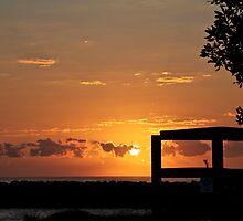 Sunrise Kingscliff Beach by sarcalder
