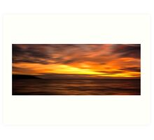 Eventide Dreaming Art Print