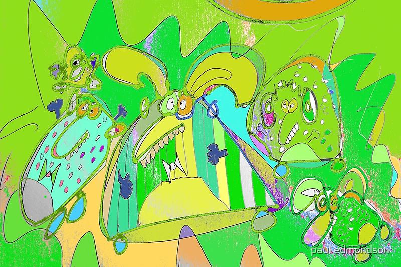 another green world by paul edmondson