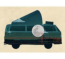 VW Camper Photographic Print