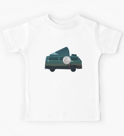VW Camper Kids Tee