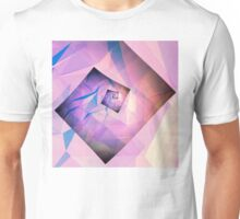 Four Corner Wheel Unisex T-Shirt