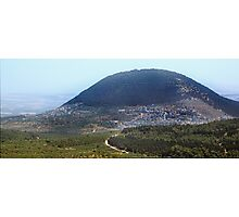 Mount Tabor One Hill Photographic Print