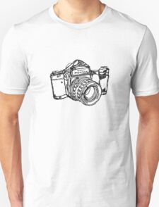 Pentax 6X7 Medium Format Camera T-Shirt
