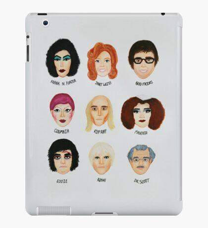 Rocky Horror Tribute iPad Case/Skin