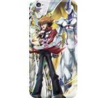 Fan art Yu gi oh Gx iPhone Case/Skin