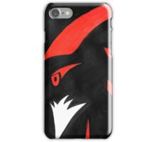 Shadow the Hedgehog - Abstract iPhone Case/Skin