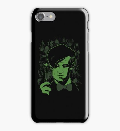 The Most Feared Being - Doctor Who iPhone Case/Skin