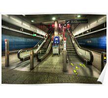 Hauptbahnhof Underground 2.0 Poster