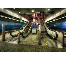 Hauptbahnhof Underground 2.0 Photographic Print