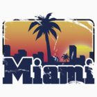 Welcome to Miami by newdamage