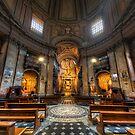 Santa Maria Dei Miracoli by Yhun Suarez