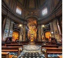 Santa Maria Dei Miracoli Photographic Print