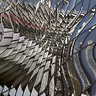 Fractured Panes by John Gaffen