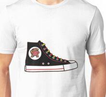 University of Maryland Converse Sneaker Unisex T-Shirt