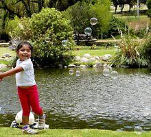 Cuenca Kids 283 by Al Bourassa