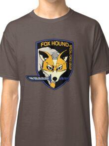 MGS / Star Fox - Star Fox Hound Classic T-Shirt