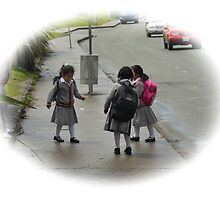 Cuenca Kids 285 by Al Bourassa