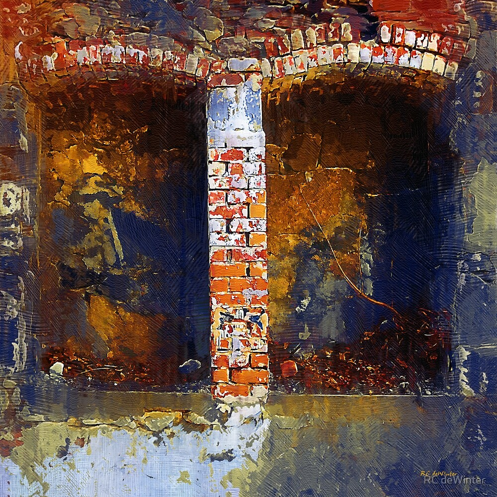 Charnel House by RC deWinter